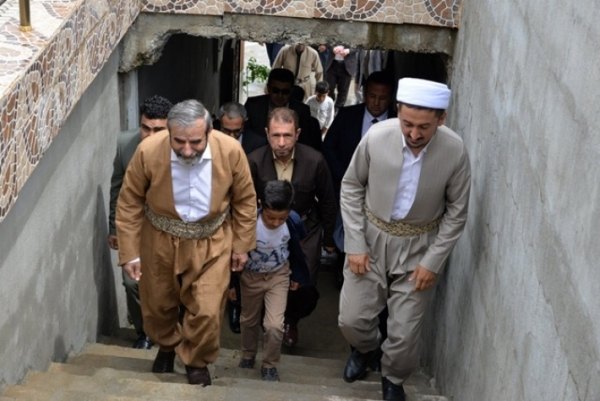 Secretary-General of the Kurdistan Islamic Union to visit the town of Soran