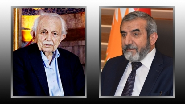 Secretary-General of the Kurdistan Islamic Union sends a message of condolence on the death of Muhammad Faranji