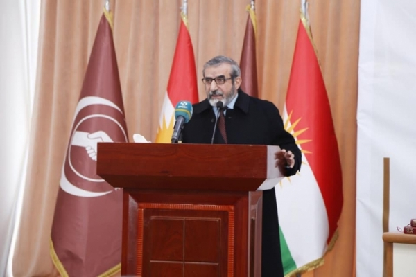 Secretary-General: Kurdistan Islamic Union managed wisely to protect Kurdistan region from many civil wars