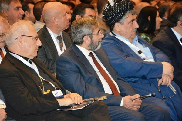 Secretary-General of the KIU participates in the Fifth Sulaymaniyah Forum