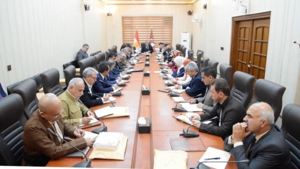 Leadership council of the Kurdistan Islamic Union holds an ordinary meeting