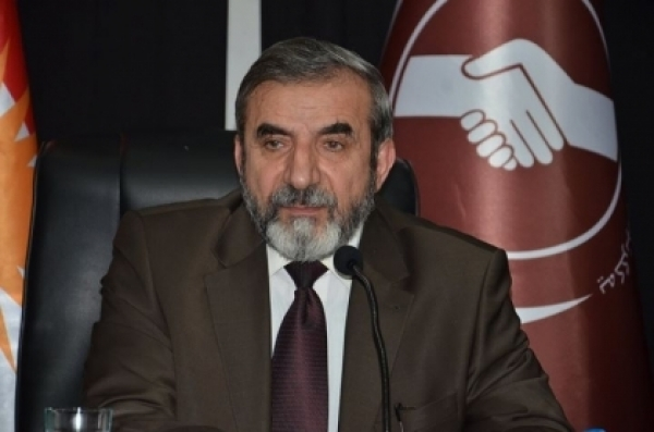 Secretary-General of the Kurdistan Islamic Union confirms the independence of the decision of his party