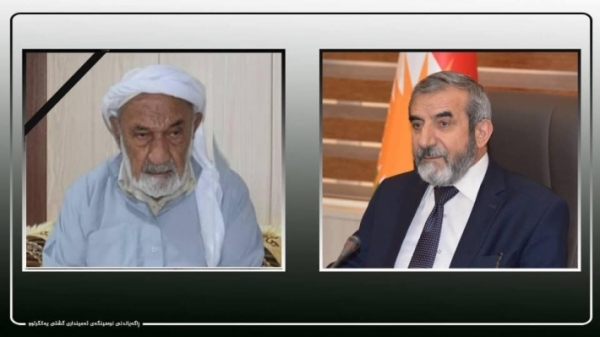 Secretary-General of the KIU sends a message of condolence on the death of Sheikh Abdul-Moghith
