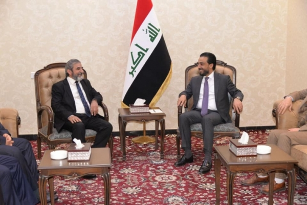 KIU Secretary-General meets with the Speaker of the Iraqi Council of Representatives