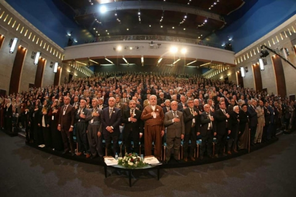 The eighth conference of the Kurdistan Islamic Union kicked off today