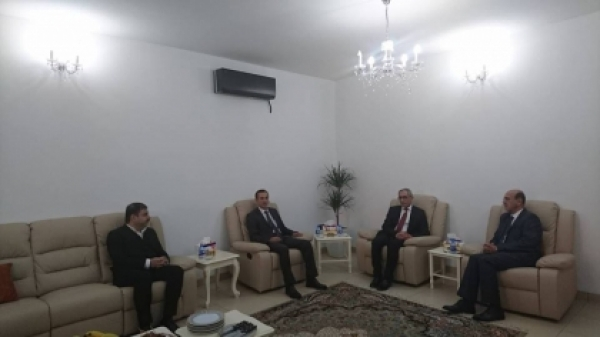 A delegation of the Kurdistan Islamic Union to visit the Kurdistan Conservative Party