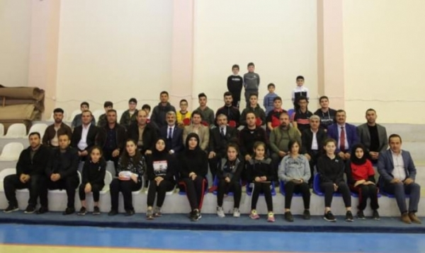 Secretary-General of the Kurdistan Islamic Union visits Ashti Sports Club