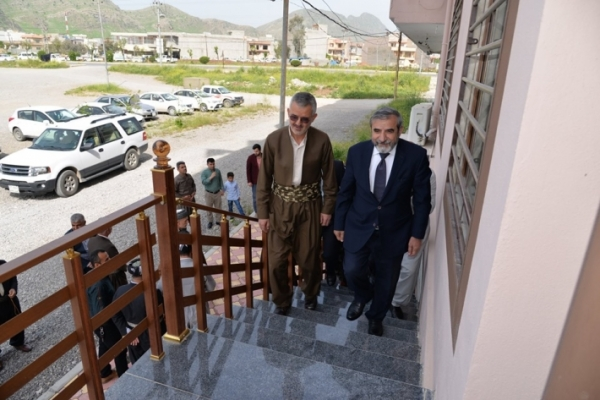 Secretary-General of the Kurdistan Islamic Union to visit the town of Rania