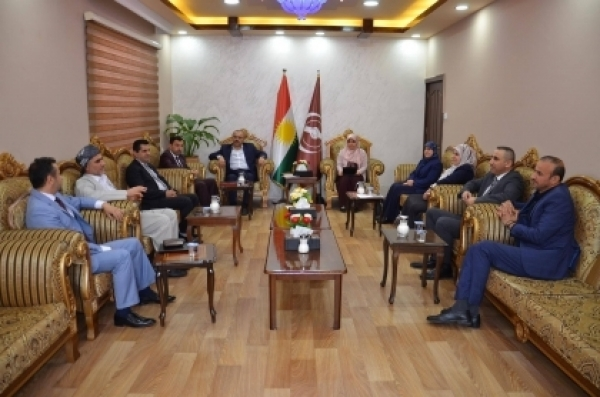 Kurdistan Islamic Union bloc emphasizes the importance of activating the role of Parliament