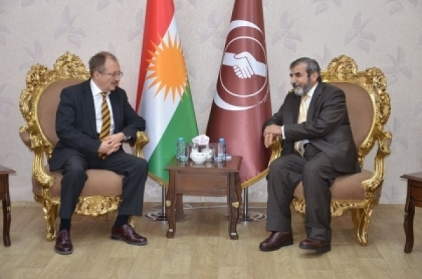 United Nations representative appreciates the efforts of the Kurdistan Islamic Union