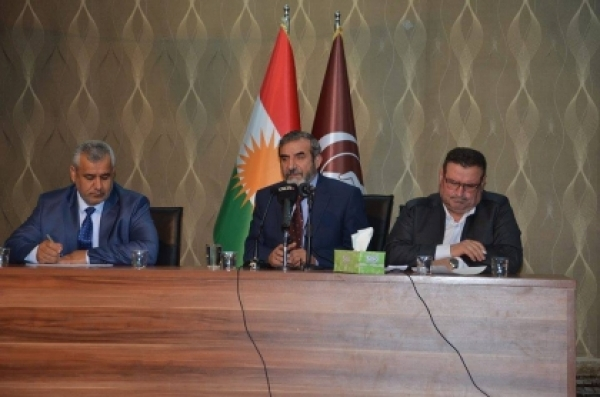 Secretary-General: the Kurdistan Islamic Union has its own strategy and vision
