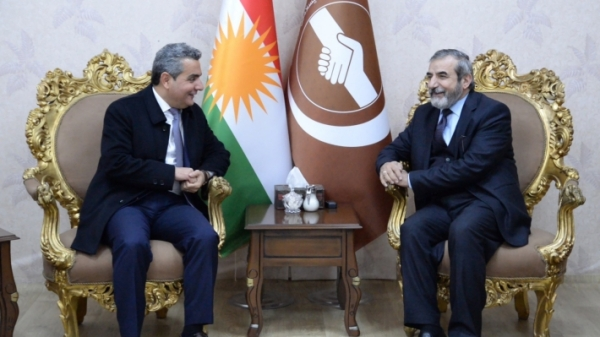 General-Secretary of the Kurdistan Islamic Union sends a message of condolence