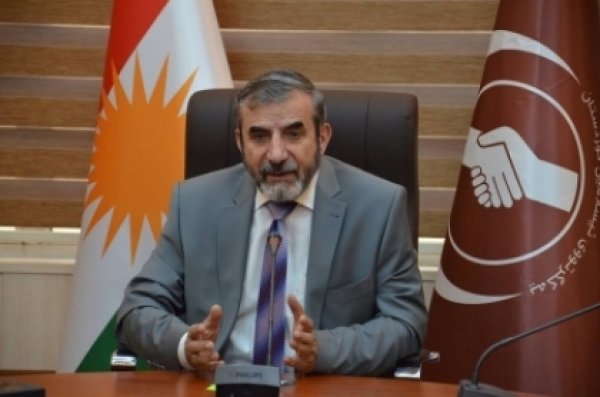 Secretary-General praises the proper education of cadres of the Kurdistan Islamic Union