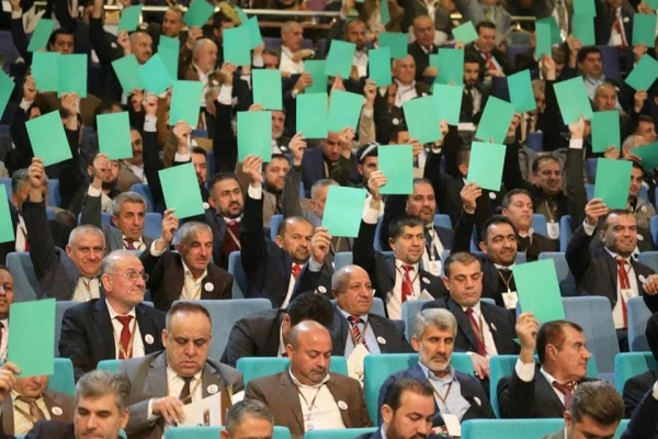 In pictures...The eighth conference of the Kurdistan Islamic Union