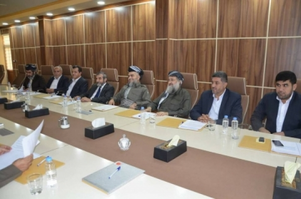 Sulaymaniyah ... the summit meeting of the Islamic parties of Kurdistan