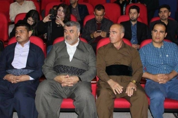Halabja...Kurdistan Islamic Union center participates in the anniversary of the tragedy of the Anfal campaigns