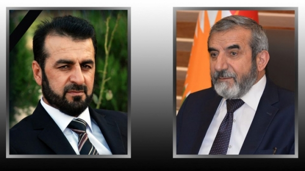 Secretary-General of the Kurdistan Islamic Union condolences on the death of Tariq Sherko